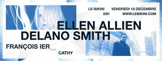 ELLEN ALLIEN & DELANO SMITH
