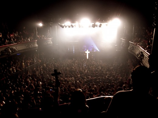 JUSTICE – AGENT / LIVE SHOW PRODUCER (2004 – 2008)