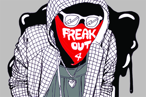 FREAK OUT – REX CLUB / SOCIAL CLUB – PROD (PARIS – 2007- 2009)