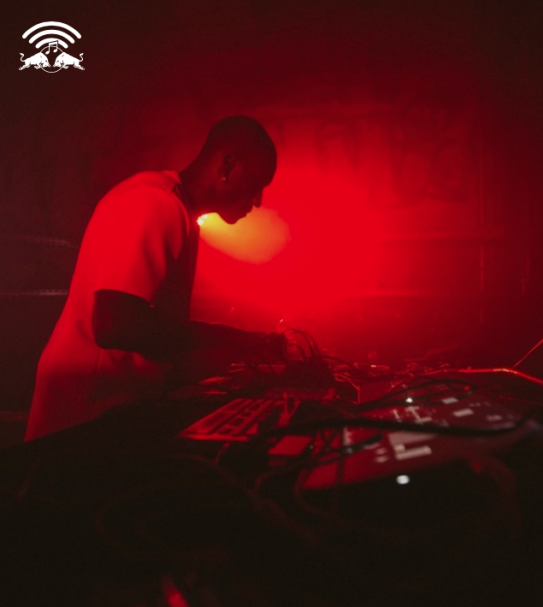 NSDOS LIVE at RBMA PARIS FESTIVAL